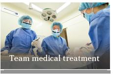 Team medical treatment
